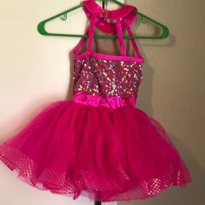 Weissman Costumes - Children's dance costume/bodysuit